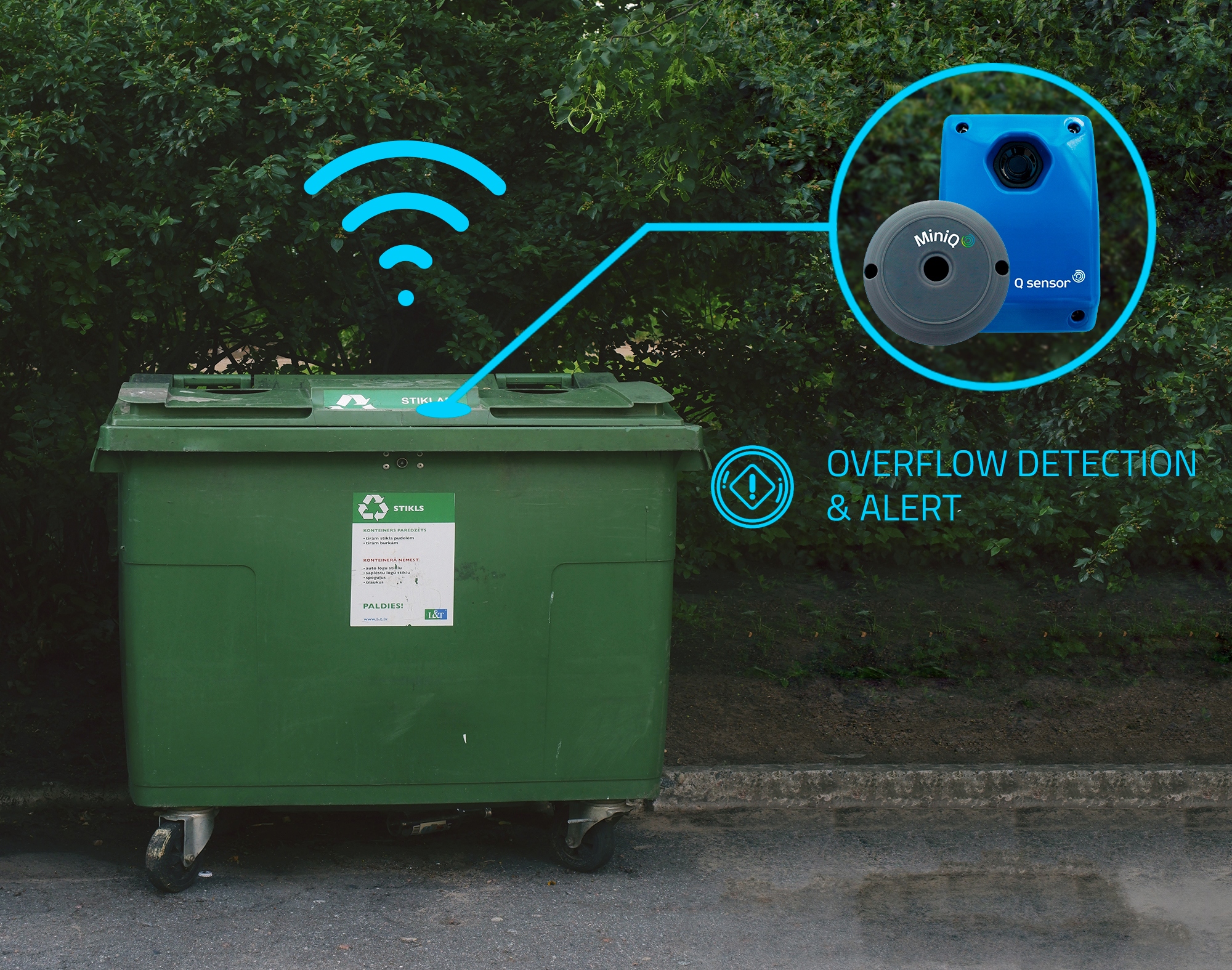 Quamtra Smart Waste Management